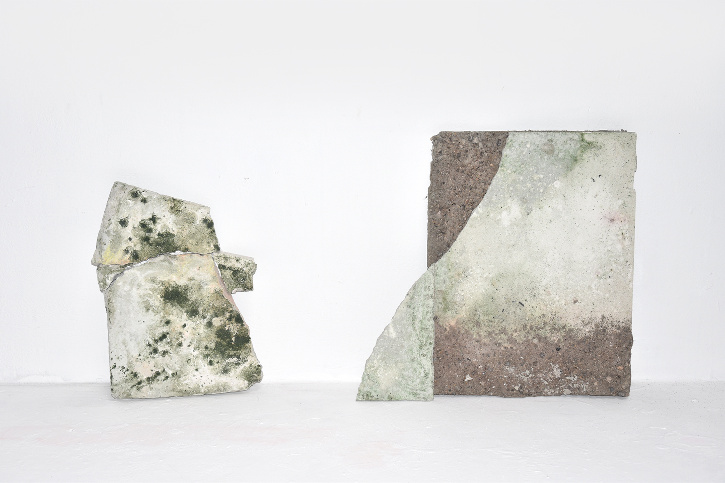 Concrete green duo